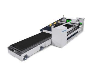 6000mm metallrör laser skärmaskin automatisk fokus hög precision