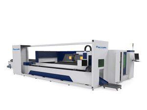 industriell metallrör laser skärmaskin elektrisk driven låda stilbricka