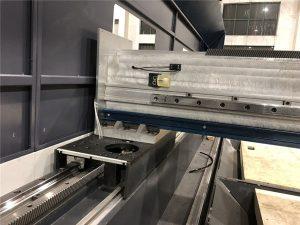 öppen typ av metallfiber laser skärmaskin maxphotonics källa för bildelar