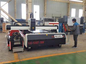 laserskärningsmaskin av aluminiumplåt för fotoelektrisk omvandling