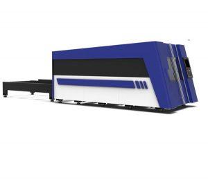 1500w fiber laserplåt skärmaskin
