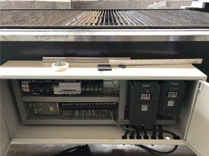 cnc-skärmaskin för metall / fiberoptisk laserskärare