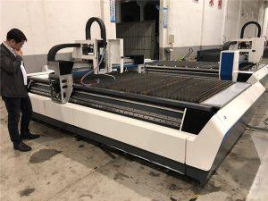 mekanisk CNC-fiberlaserskärmaskin med överföring av kulskruvar