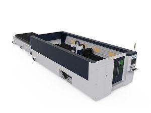 cnc laser skärmaskin för rostfritt stål öppen strukturecnc laser skärmaskin för rostfritt stål öppen struktur