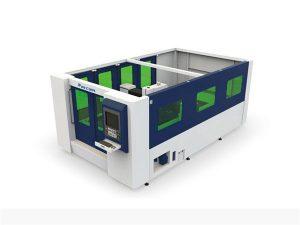 mini 500w fiber laser skärmaskin för slutna rör och ark