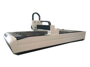 svetsad ram laserstråleskärmaskin hög uteffekt med dammborttagningssystem