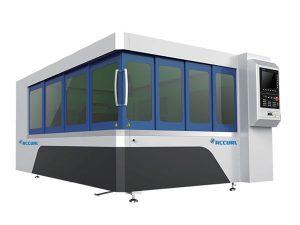 500w laserskärmaskin för metallfiberklippmaskin med ljusvägssystem