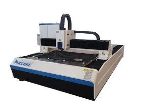 2000w fiber laser skärmaskin används i mjukt stålplatta / järnplatta