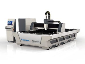 automatisk bunt cnc fiberlasermaskin 3000 * 1500mm arbetsstorlek