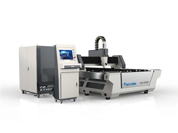 högeffektiv cnc-laserskärmaskin med maxphotonics-laser