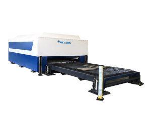 metallplåtfiber laser skärmaskin med tjocklek upp till 20 cm