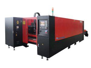 1000w industriell laserskärningsmaskin låg noggrannhet med hög noggrannhet för skärning av kolstål