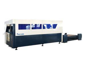 enda plattform cnc fiber laser skärmaskin, metallplåt skärare