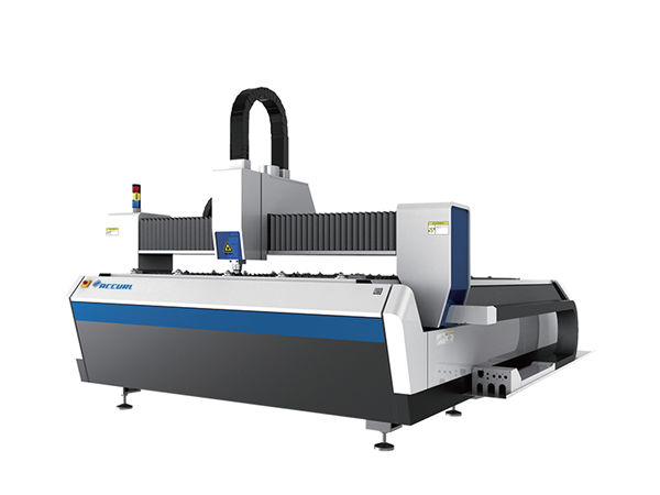 cnc-metalllaserskärare med dubbla användningar, automatisk fiber laser-cnc-maskin