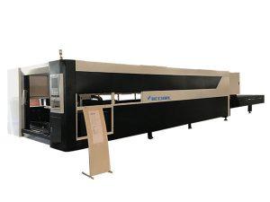 1.5kw industriell cnc-laserskärmaskin / utrustning 380v, 1 års garanti
