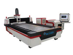 fiberoptisk väg industriell laser skärmaskin kompakt med automatisk häckningssystem