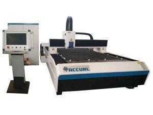 exakt metallfiber laser skärmaskin öppen typ för rostfritt stål