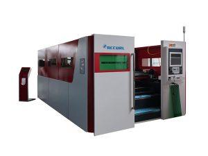 automatisk industriell laser skärmaskin höghastighets dubbelt utbytesbord