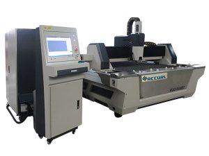 cnc metallfiber laser skärmaskin hög skärhastighet för kolstål
