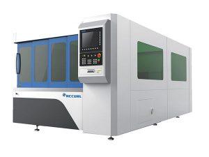 1070nm våglängd industriell laser skärmaskin / fiber laser skärmaskiner