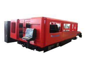 helt slutna laserrörskärningsutrustning, liten cnc-laserrörskärare 380v