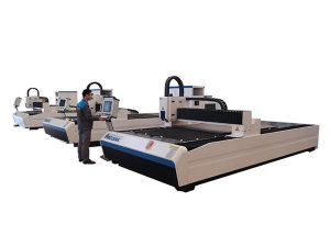 skärmaskin med hög precision i lasergravering för 5 mm tjocklek