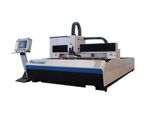 rostfritt stål fiberrör skärmaskin 100mm z axelväg 380v tre faser