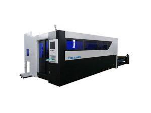 500W fiber laser skärmaskin för kolstål