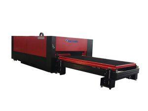 integrerad laserskärrörsmaskin vattenkylning med cypcut-styrsystem