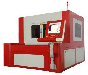 liten laserskärningsmaskin för fiber för kolstål