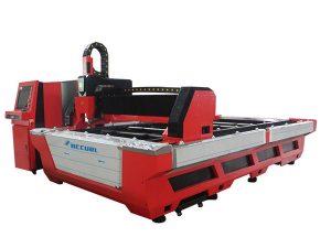 dammtät laserskärmaskin av metallrör, säker laserskärningsmaskin för rör